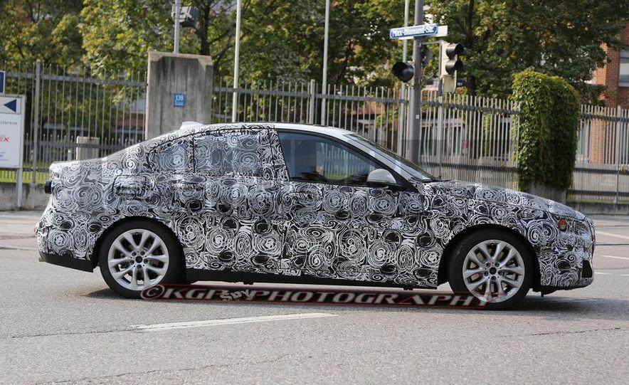 2016 BMW 1-series (spy photo) - Slide 11