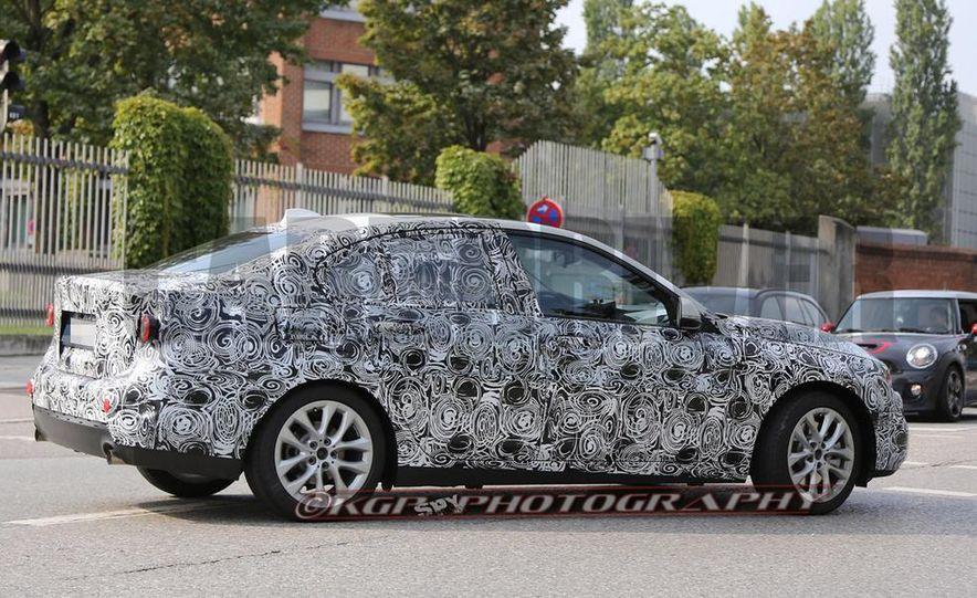 2016 BMW 1-series (spy photo) - Slide 12