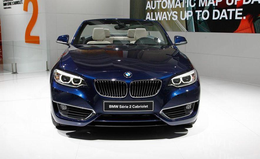 2015 BMW 220d convertible - Slide 4