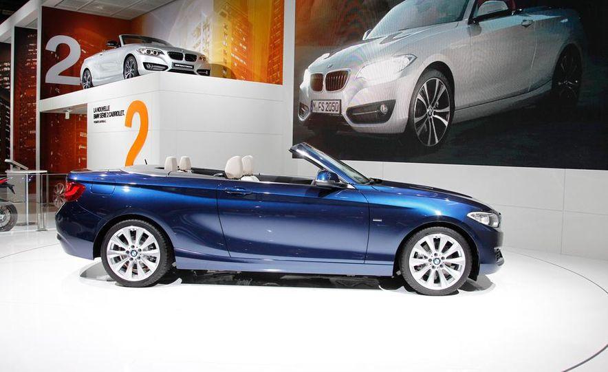 2015 BMW 220d convertible - Slide 7