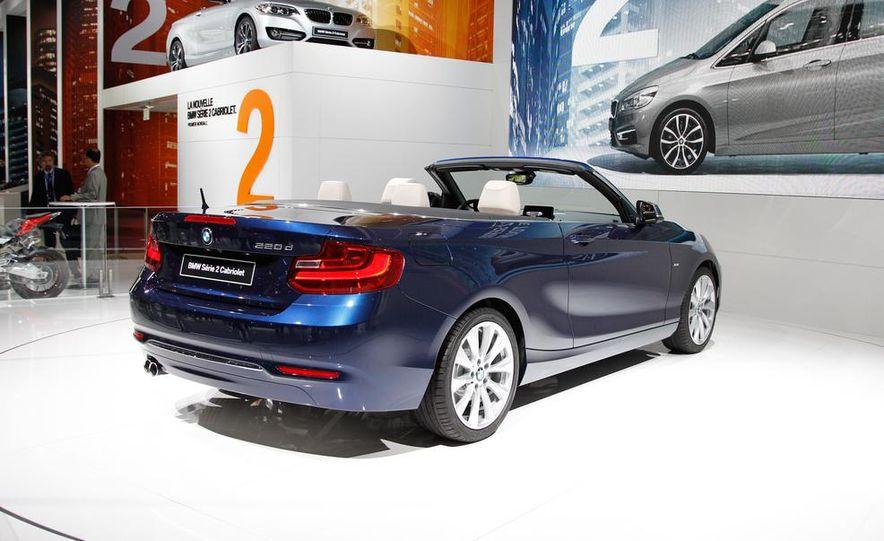 2015 BMW 220d convertible - Slide 10