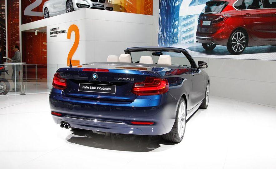 2015 BMW 220d convertible - Slide 11