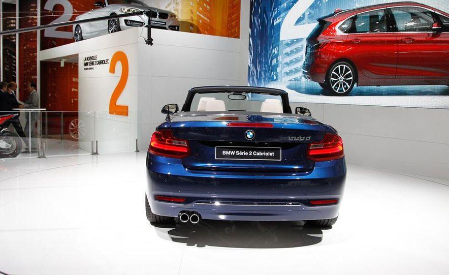 2015 BMW 220d convertible - Slide 12