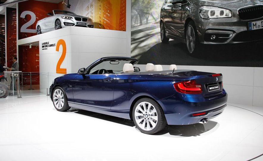 2015 BMW 220d convertible - Slide 14