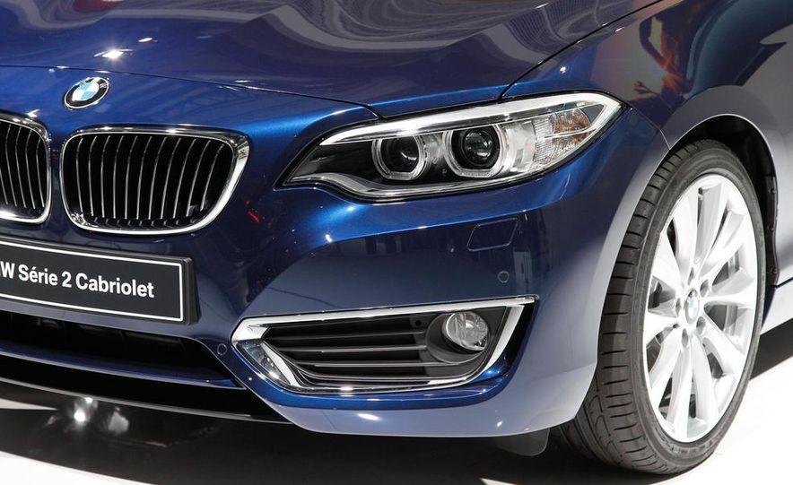 2015 BMW 220d convertible - Slide 19