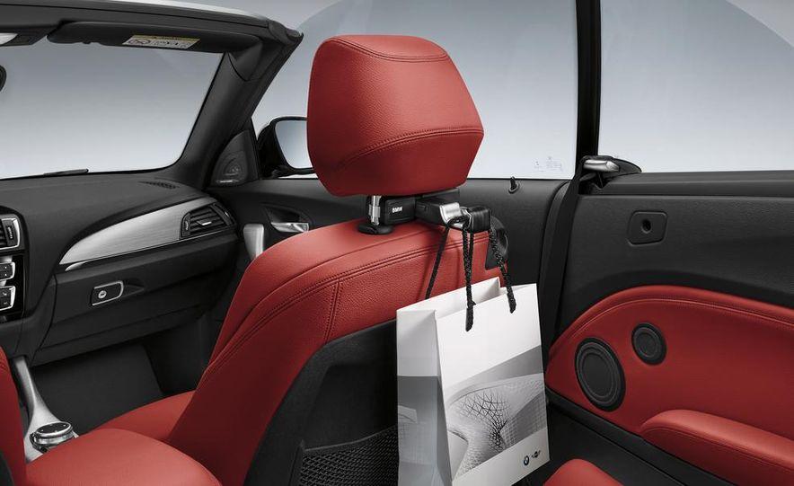 2015 BMW 220d convertible - Slide 75
