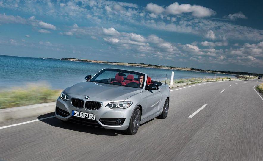 2015 BMW 220d convertible - Slide 40