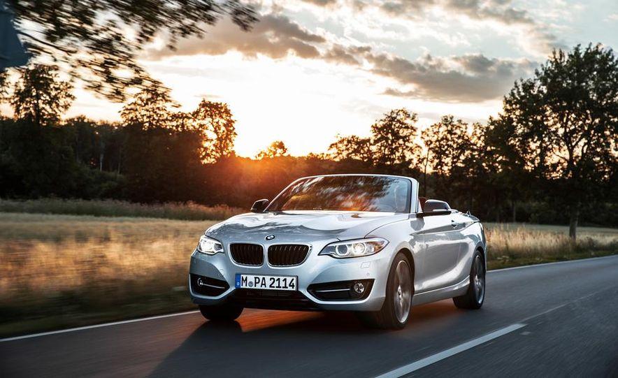 2015 BMW 220d convertible - Slide 44