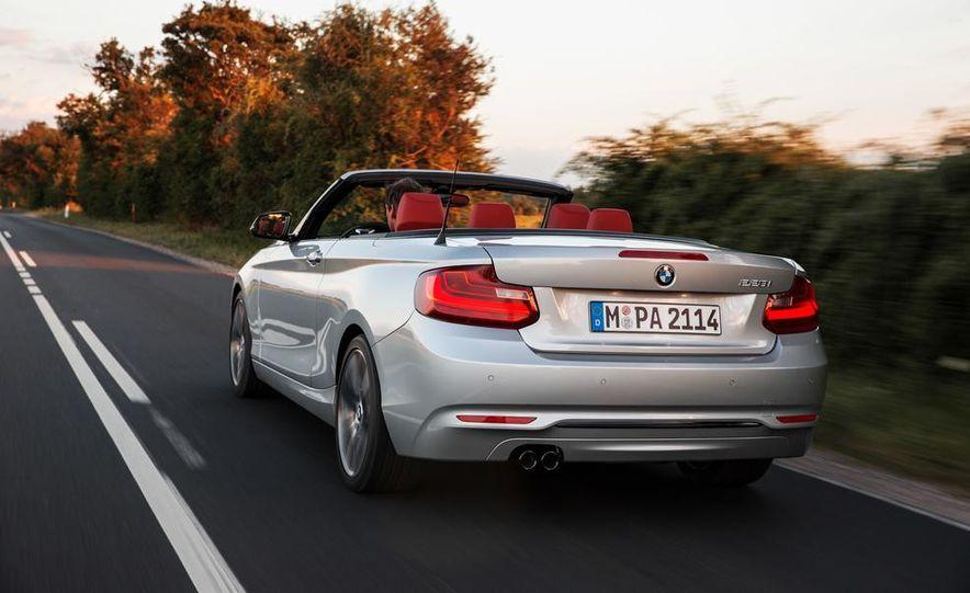2015 BMW 220d convertible - Slide 45