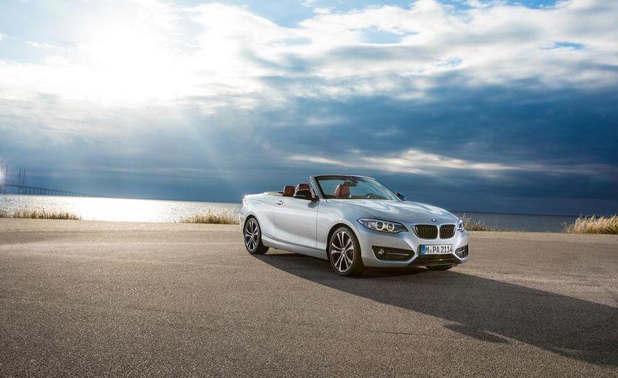 2015 BMW 220d convertible - Slide 51