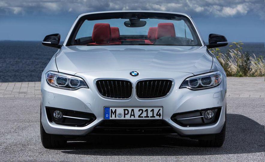 2015 BMW 220d convertible - Slide 52
