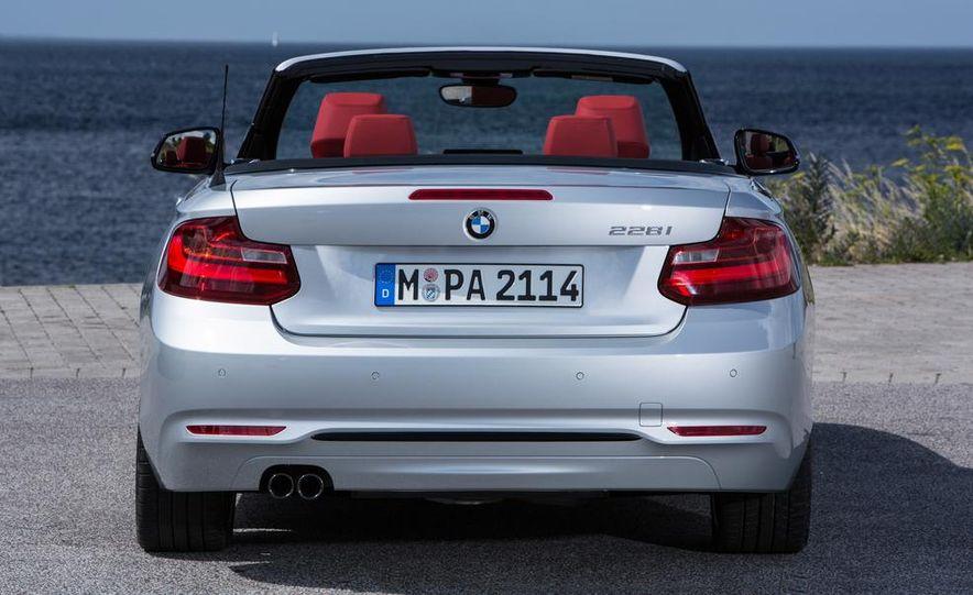2015 BMW 220d convertible - Slide 53
