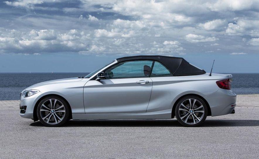 2015 BMW 220d convertible - Slide 56