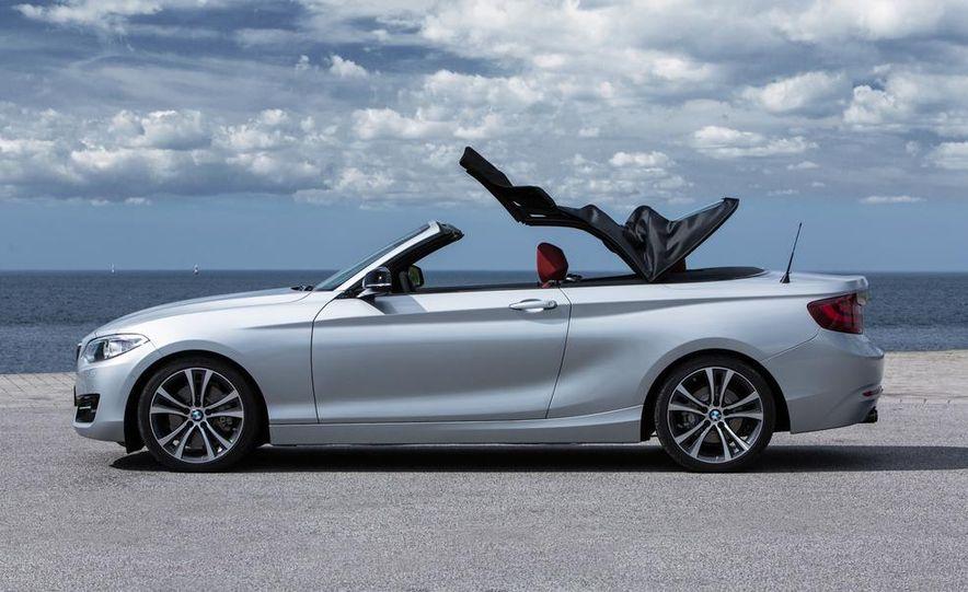 2015 BMW 220d convertible - Slide 58