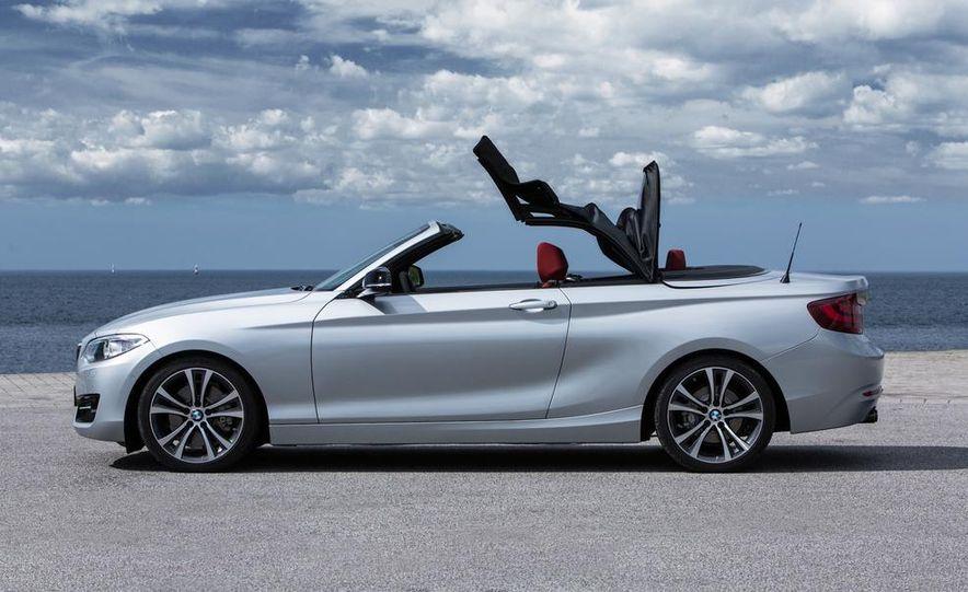 2015 BMW 220d convertible - Slide 59