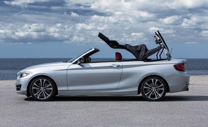 2015 BMW 220d convertible - Slide 60
