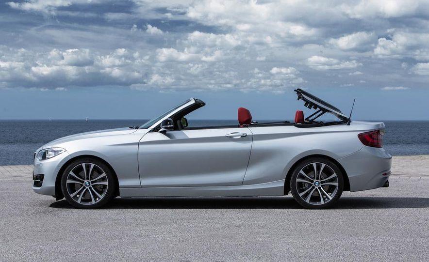 2015 BMW 220d convertible - Slide 62