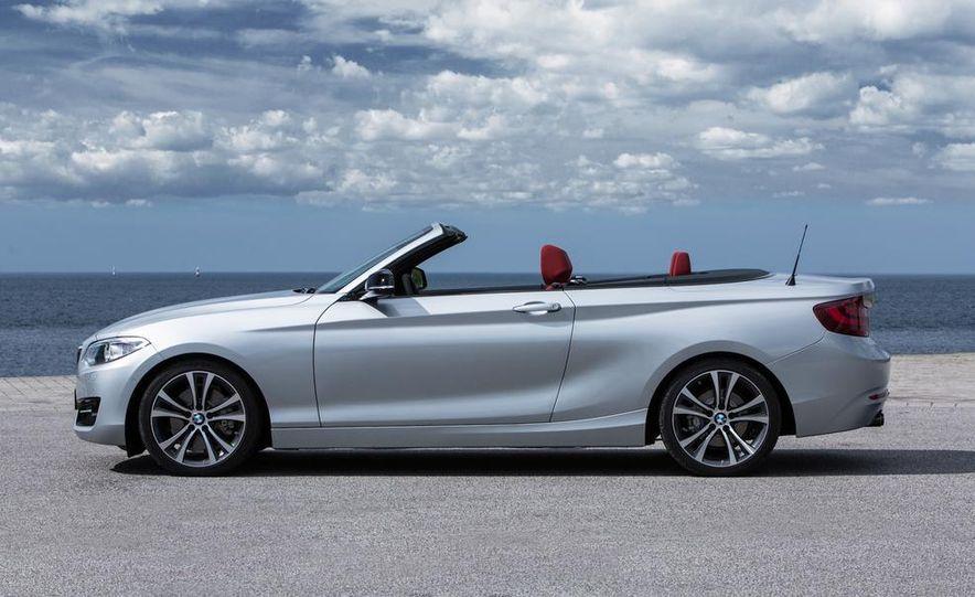 2015 BMW 220d convertible - Slide 63
