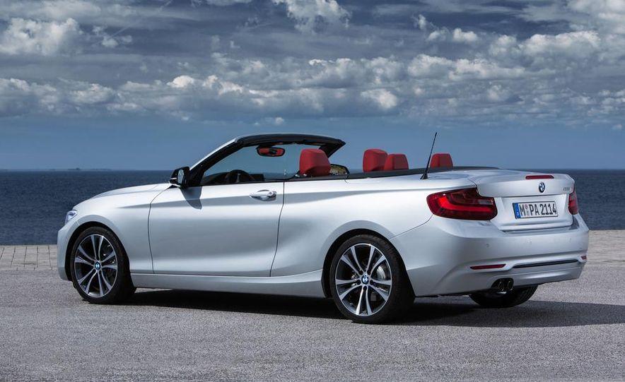 2015 BMW 220d convertible - Slide 64