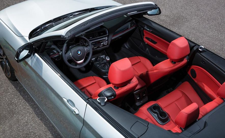 2015 BMW 220d convertible - Slide 65