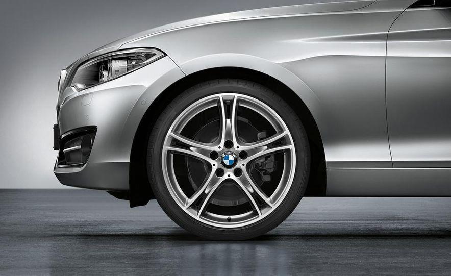 2015 BMW 220d convertible - Slide 90