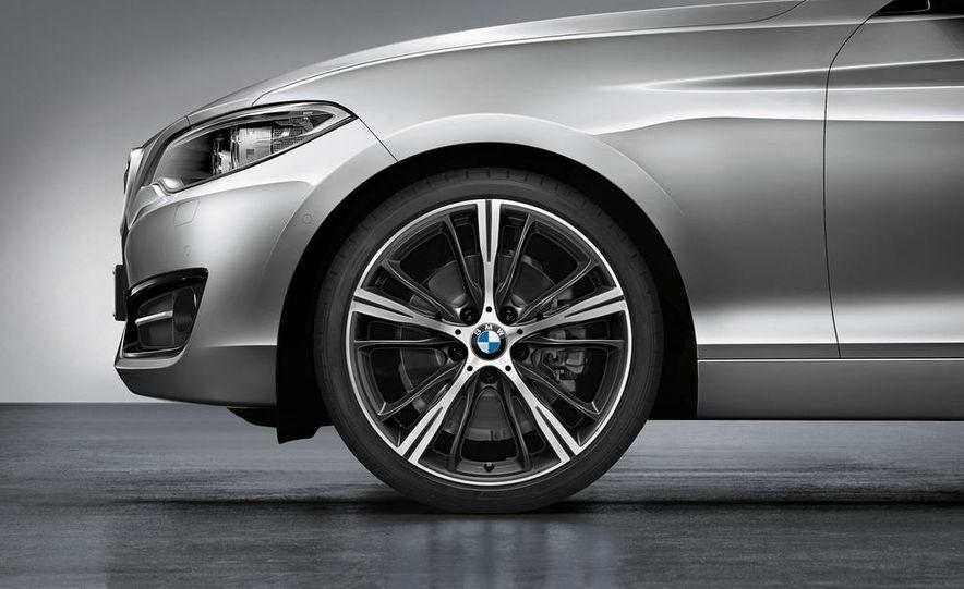 2015 BMW 220d convertible - Slide 91
