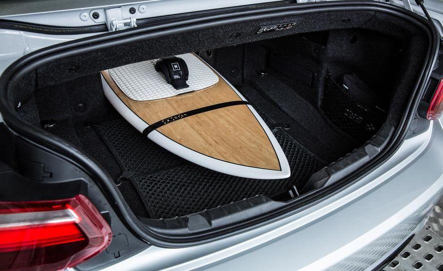 2015 BMW 220d convertible - Slide 67