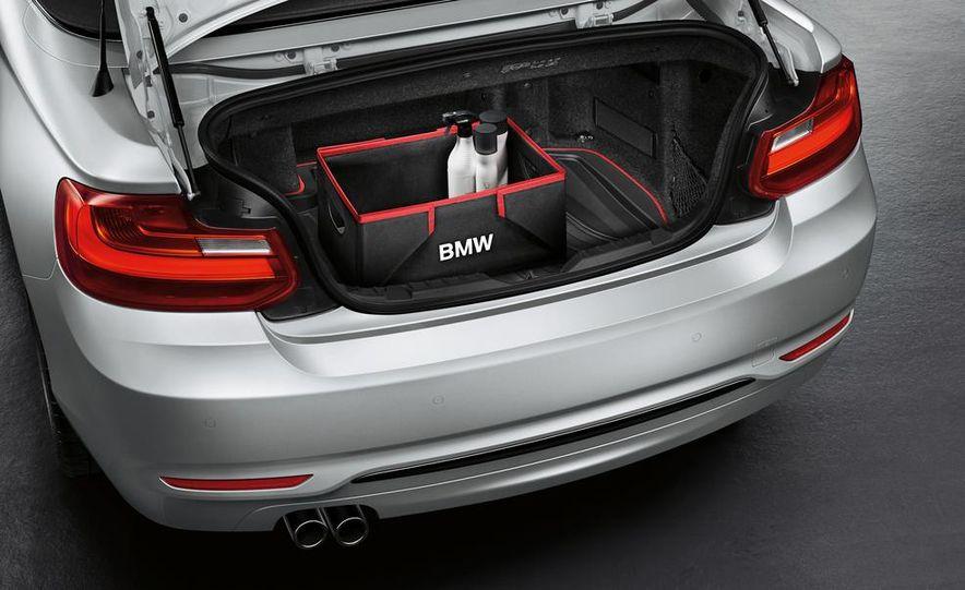 2015 BMW 220d convertible - Slide 81