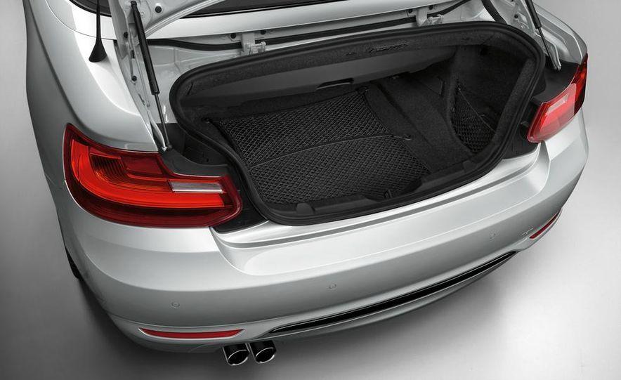 2015 BMW 220d convertible - Slide 82
