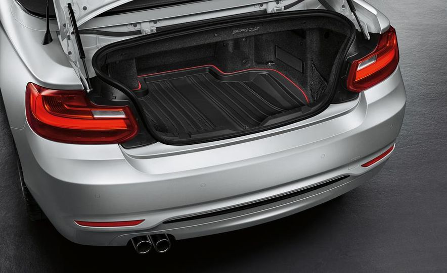 2015 BMW 220d convertible - Slide 83