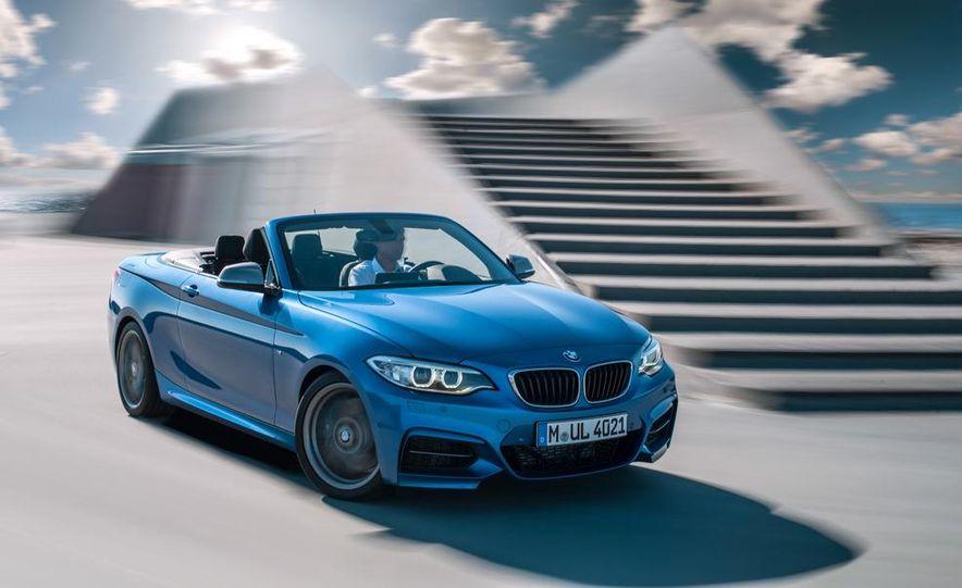 2015 BMW 220d convertible - Slide 20