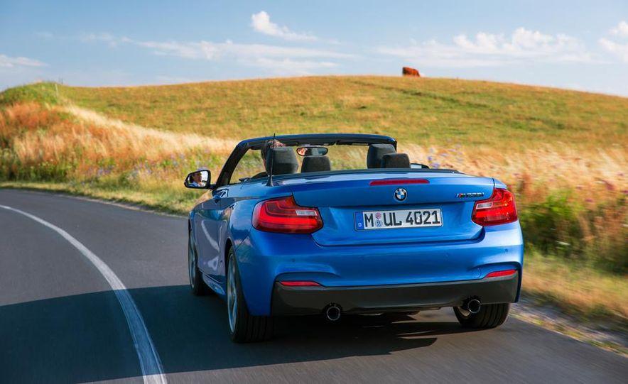 2015 BMW 220d convertible - Slide 28