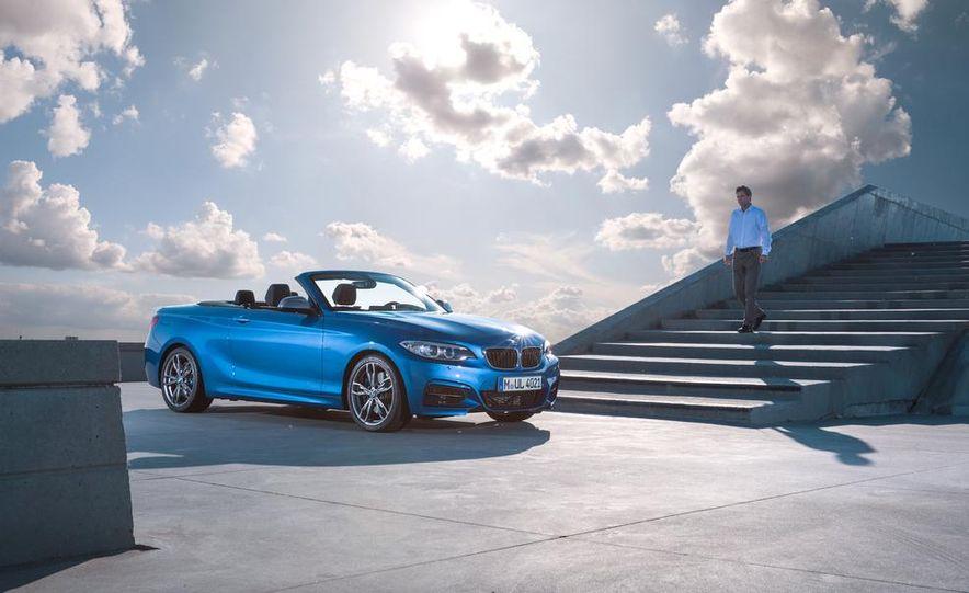 2015 BMW 220d convertible - Slide 30