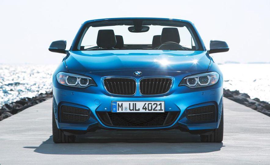 2015 BMW 220d convertible - Slide 31