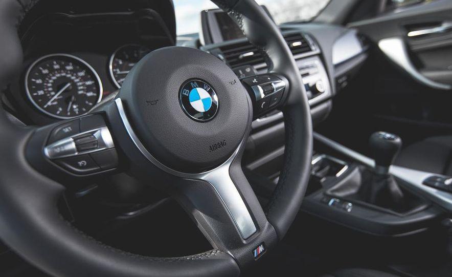 2014 BMW M235i coupe - Slide 14