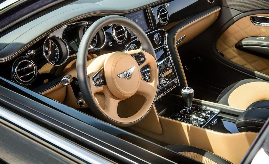 2015 Bentley Mulsanne Speed - Slide 9