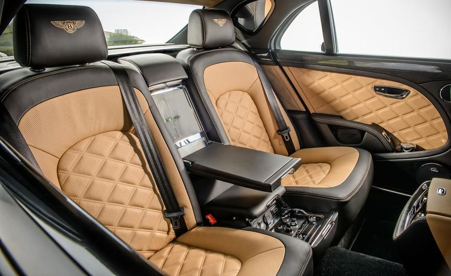 2015 Bentley Mulsanne Speed - Slide 11