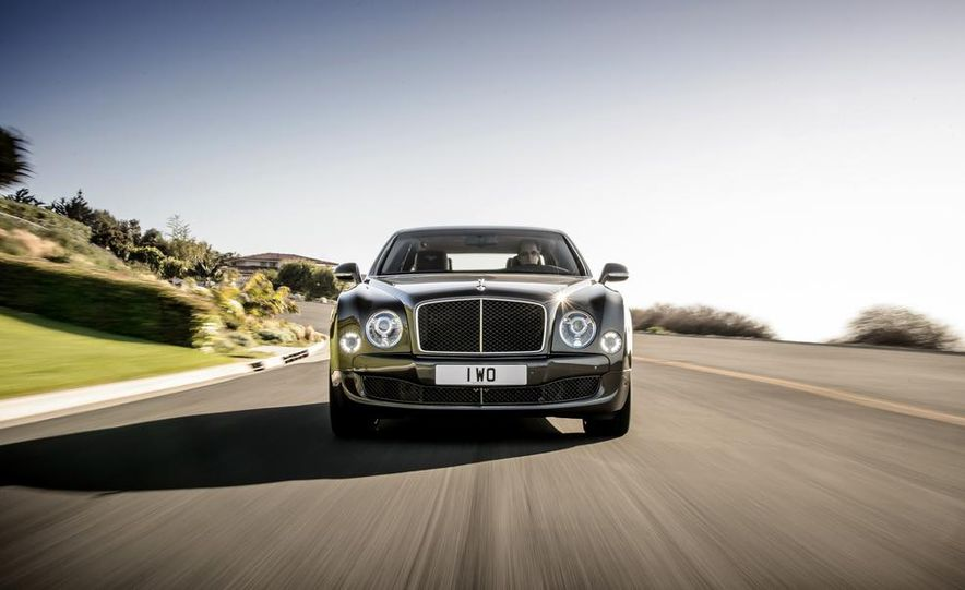 2015 Bentley Mulsanne Speed - Slide 3