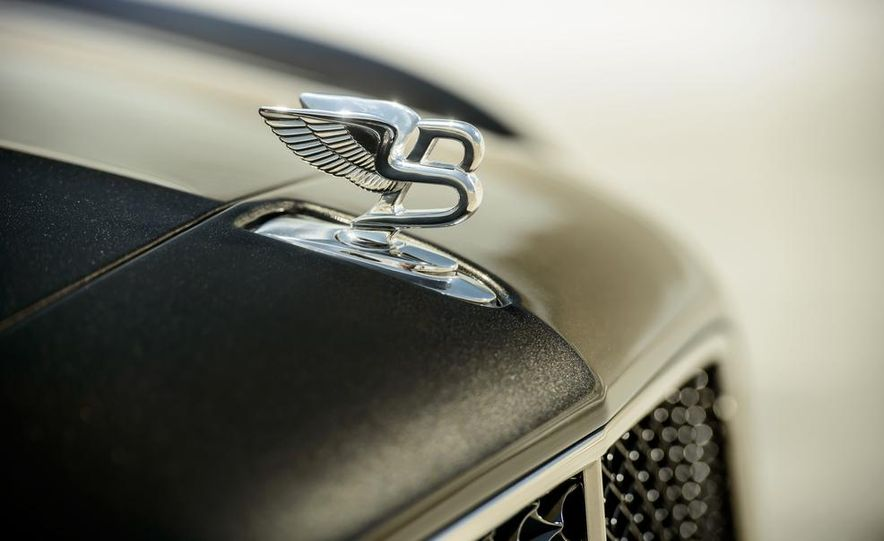 2015 Bentley Mulsanne Speed - Slide 7