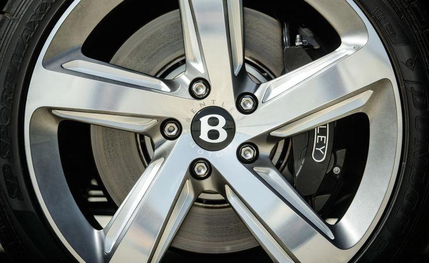 2015 Bentley Mulsanne Speed - Slide 8
