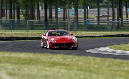 Lightning Lap 2014: Ferrari F12berlinetta
