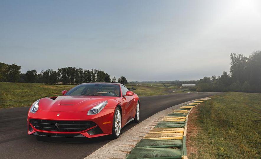 2014 Ferrari F12berlinetta - Slide 10