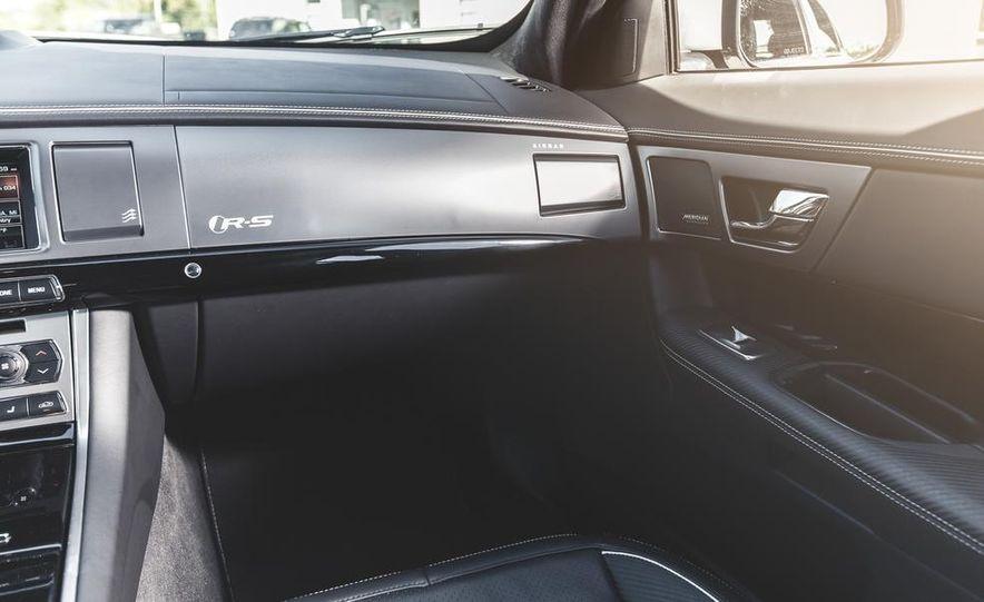 2014 Jaguar XFR-S - Slide 35