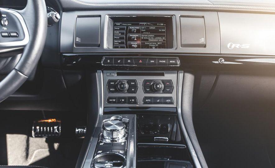 2014 Jaguar XFR-S - Slide 36
