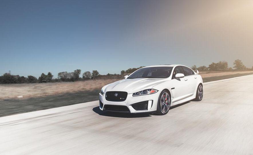 2014 Jaguar XFR-S - Slide 6