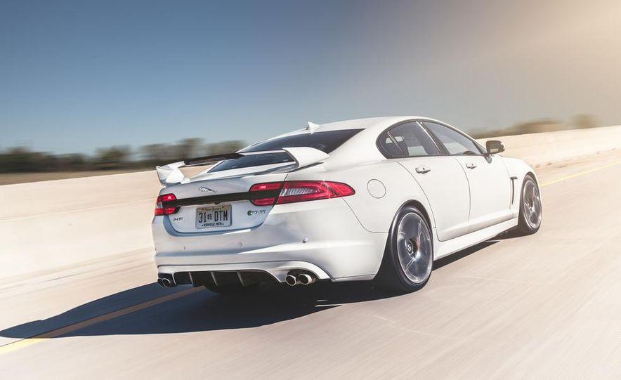 2014 Jaguar XFR-S - Slide 7