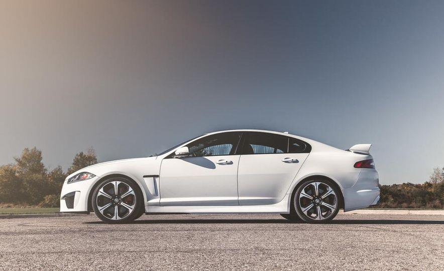 2014 Jaguar XFR-S - Slide 11