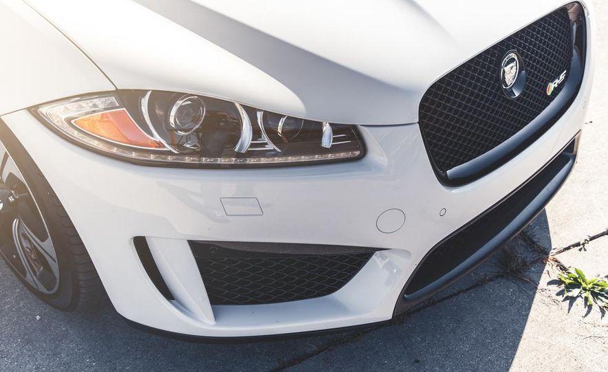 2014 Jaguar XFR-S - Slide 16