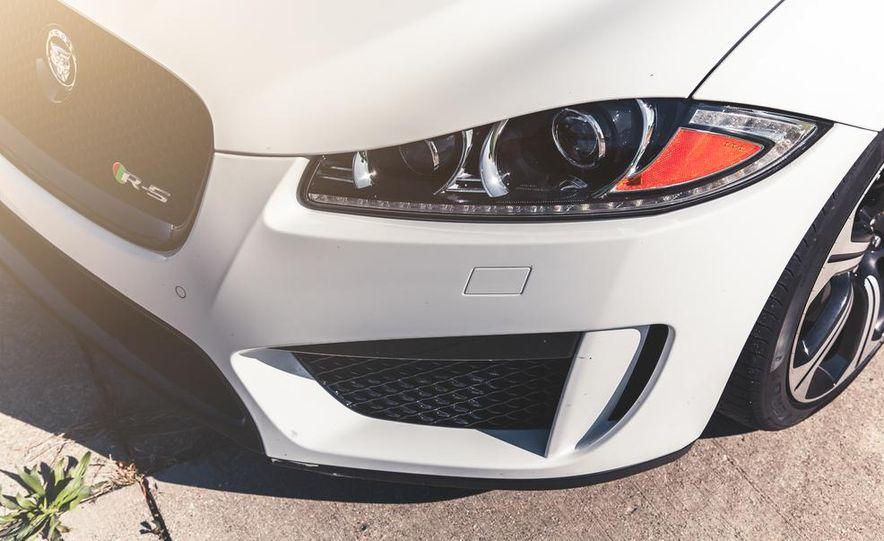 2014 Jaguar XFR-S - Slide 17