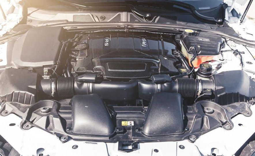 2014 Jaguar XFR-S - Slide 42